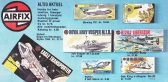 Airfix Space: 1999 Eagle Transporter model. 1977.