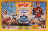 Captain Scarlet and The Mysterons Adventure Board Game made by Peter Pan Playthings in 1993.