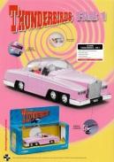Lady Penelope's FAB 1 by Corgi. 2004 TV Film and Cartoon catalogue.